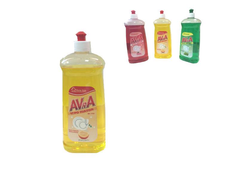 Υγρό Πιάτων Λεμόνι 750 ml AVRA