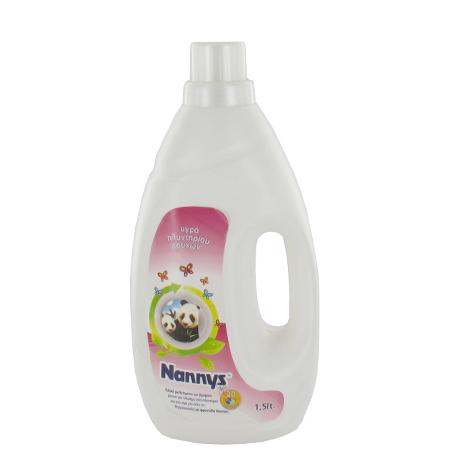 Υγρό Πλυντηρίου Nanny