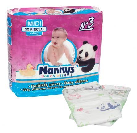 ΠΑΝΕΣ NANNY