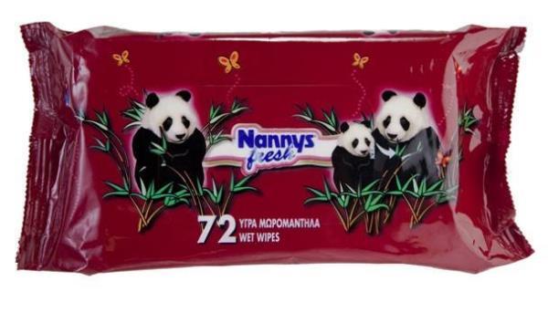 ΜΩΡΟΜΑΝΤΗΛΟ 72 ΤΕΜ NANNY